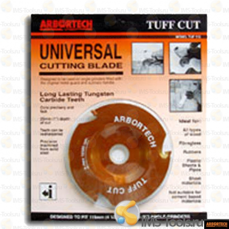 "Arbortech Tuff-Cut Blade for 5 ""or 4.5"" angle grinders"