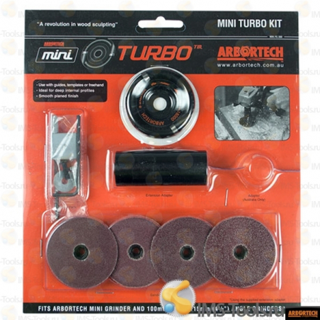 Arbortech Диск Mini Turbo Kit для минигриндера