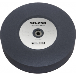Tormek SB-250 Silicon Grinding Wheel, Black