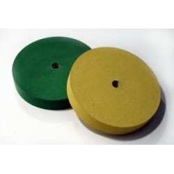 Kirschen Removable disc, yellow for grooved blades